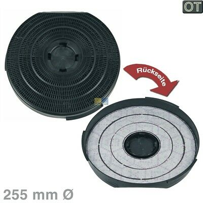 NEW STOVE HOOD Active Carbon Filter Type F196 Ø196mm