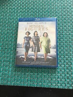 Hidden Figures Blu-Ray, DVD, Digital HD