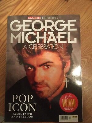 Classic Pop Presents Magazine George Michael Wham Collectors Edition 132 Pages