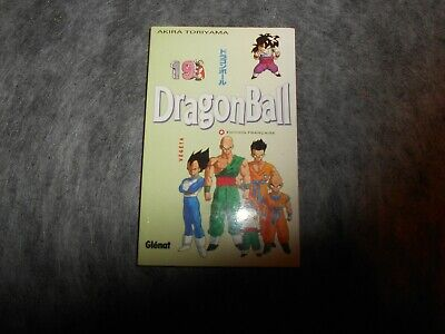 mangas dragon ball glenat nr 19