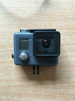 GoPro HERO+ LCD 32GB memory card Grey touch screen with accessories