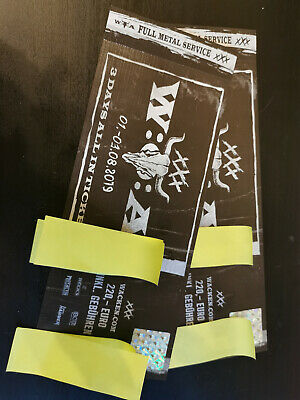 Wacken 2019 - 1 Ticket  - 3 Days all in -  W:O:A - Ausverkauft