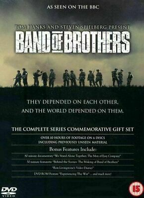 BAND OF BROTHERS COMPLETE SERIES DVD BOX SET (6 Disc's)