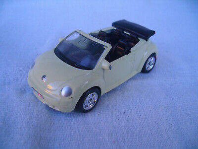Welly Vw New Beetle Convertible