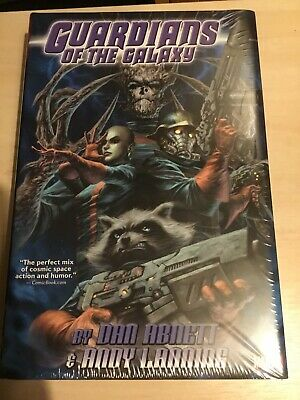 Marvel Guardians Of The Galaxy By Abnett And Lanning Omnibus HC