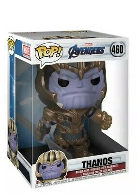 Marvel - Endgame: Thanos - Limitiert 25 cm !! - Funko POP! Bobble-Head 460