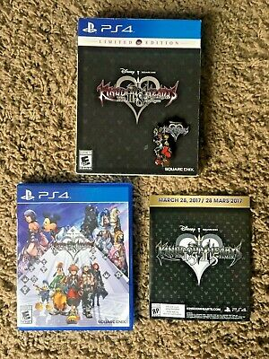 Kingdom Hearts HD 2.8 Limited Edition Final Chapter Prologue for PlayStaion 4