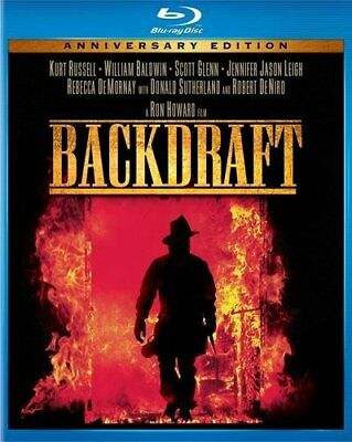 Backdraft Blu-ray Only Disc Please Read