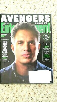 Entertainment Weekly Magazine (Apr 2019) Avengers End Game - Dr. Banner (HULK)