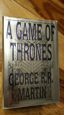 George Martin, A Game of Thrones 1st/1st US edition