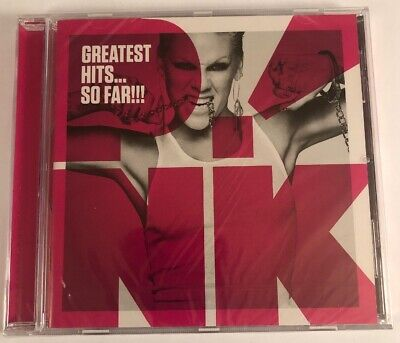 P!nk / Pink - Greatest Hits...So Far!!! New & Sealed CD