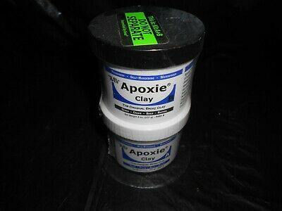Apoxie Clay 1 Pound White Modeling Compound By Aves