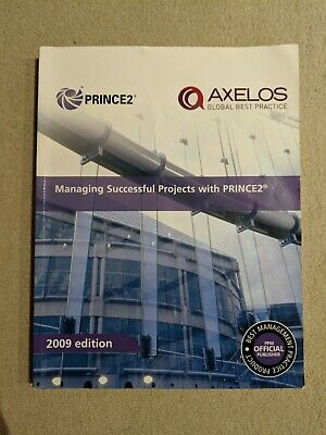 Managing Successful Projects with PRINCE2 (2009) by Office of Government...