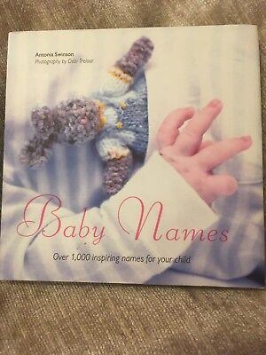 Baby Names Book New