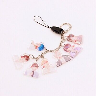 Kpop BTS Map of The Soul: Persona Acrylic Keychain Phone Stray Bag Pendant