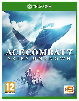 Ace Combat 7: Skies Unknown Microsoft Xbox One Game 12+ Years
