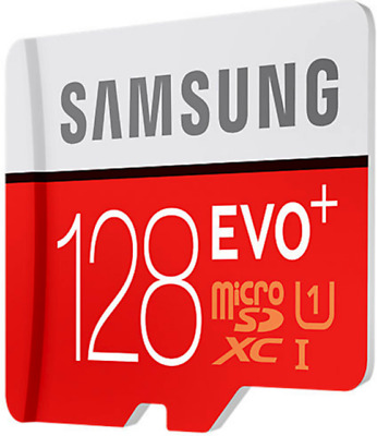 Samsung Memory 128GB EVO+ Plus SDXC Micro SD card with Adapter  CO