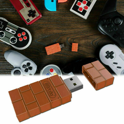 For Nintendo Switch Adapter 8Bitdo Wireless Bluetooth Receiver USB Converter