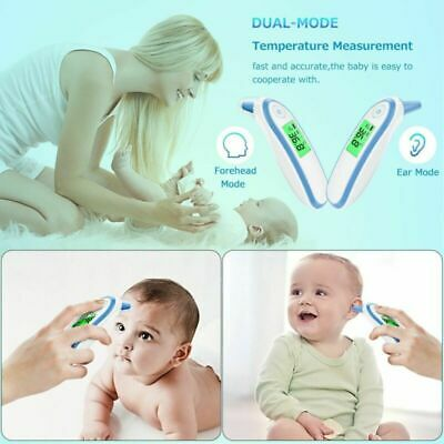 IR Infrared Digital Termometer Forehead In Ear Baby/Adult Body Thermometer Oral