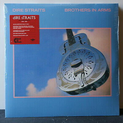 DIRE STRAITS 'Brothers In Arms' 180g Vinyl 2LP + Download NEW/SEALED