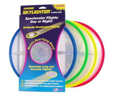 Aerobie Skylighter LED Light Up Frisbee Disk