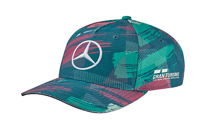 Lewis Hamilton 2019 F1 Amg Limted Edition Spain Barcelona Gp Adults Cap