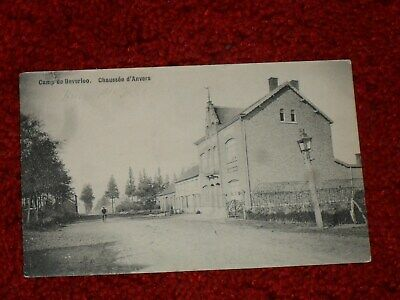 Camp De Beverloo. Chaussee D'anvers. Bourg-Leopold.