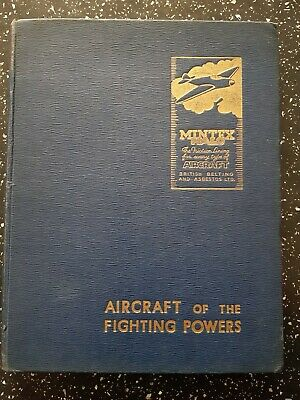Aircraft of the Fighting Powers vol 4 1943