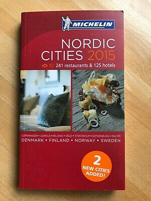 Guide Michelin Nordic Cities 2015