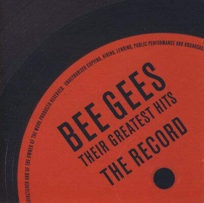 """THE BEE GEES  """"Their Greatest Hits - Special Edition - 2001 Polydor  2 CD Set"""