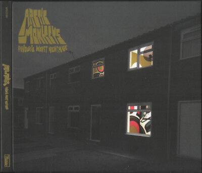 Arctic Monkeys - Favourite Worst Nightmare (2007) CD**NEAR MINT**FOLDOUT DIGIPAK