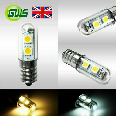 1.5W 120Lms E14 SES Capsule LED Light Bulb Home/Fridge/Cooker/Cabinet