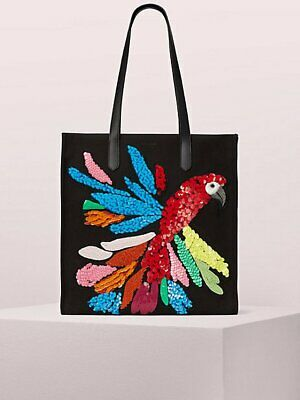 Kate Spade Kitt Embellished Extra Large North South Tote  BNWT!