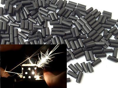 Lighters Flints Black Universal Quality Zippos Clippers Petrol Lighters 1000 UK