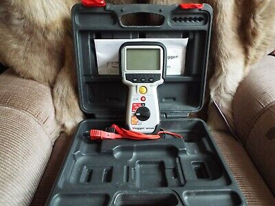 Megger MIT400 Insulation Tester Calibrated till 16.05.2020 used