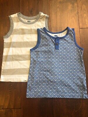 9038723e5 Old Navy Toddler Boys Sleeveless Tshirts Tanks Shirts Lot Of 2 2t 3t