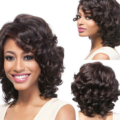 30cm Women curly Long Wig Cosplay Full Wig Synthetic Ombre Wavy Wig Hot Sale SPE