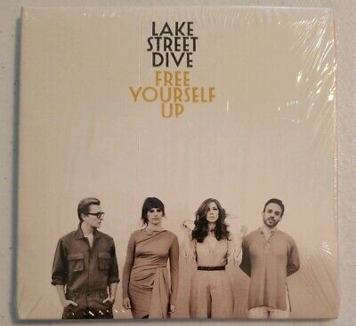 Free Yourself Up by Lake Street Live (CD, 2018) SEE DESCRIPTION