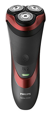 Philips Series 3000 Wet & Dry Men's Electric Shaver with Pop-up Trimmer - UK