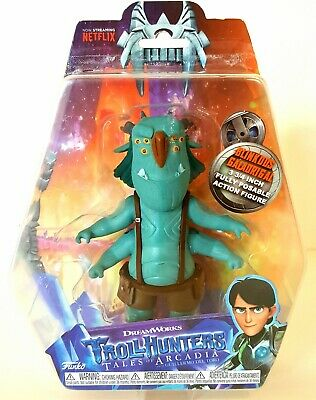 Funko Trollhunters Tales of Arcadia: Blinkous Galadrigal Posable Action Figure
