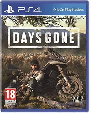 Ps4-Days Gone (Ps4) (UK IMPORT) GAME NEW