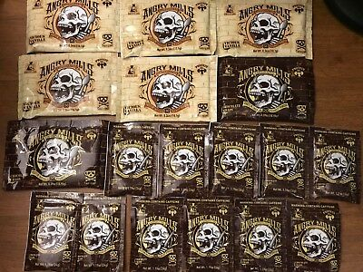 Sinister Labs Angry Mills Whey Protein Isolate Peanut Butter Spread Powder LOT