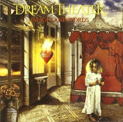 Dream Theater-Images and Words (US IMPORT) CD NEW
