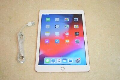 Apple iPad 6th Gen. 32GB, Wi-Fi + Cellular (AT&T), 9.7in - Rose Gold
