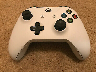 Microsoft Xbox One White Wireless Controller Official FAST FREE SHIP