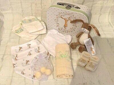 Guess How Much I Love You Unisex Baby Medium Gift Hamper