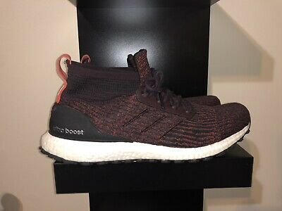 6762b02768f53 NEW ADIDAS ULTRABOOST Mid All Terrain Burgundy Size Men 9 S82035 ...