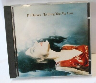 P J Harvey To Bring You My Love 1995 Island Records CD