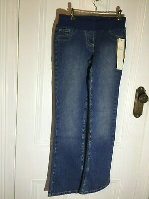 Fabulous Yim Adjustable Waist Jeans Size 8 Y1014 Rrp $199