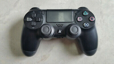 OEM/Official Sony Playstation 4 Dualshock 4 Black Controller - PS4 - CUH-ZCT1U